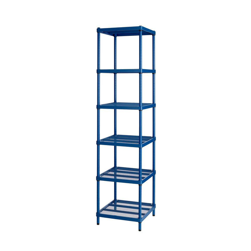 Design Ideas MeshWorks Shelving Unit - Petrol Blue | kids at home
