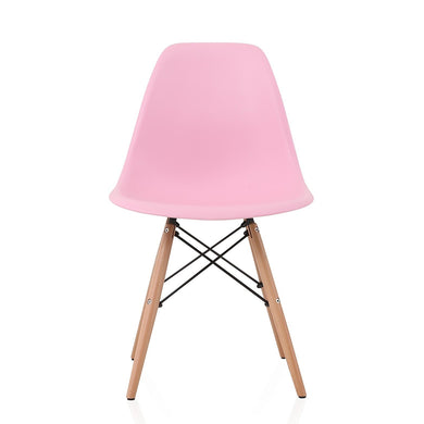Plata Import Eiffel Chair - Light Pink Chairs | kids at home