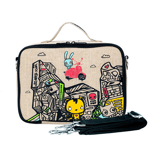 SoYoung | Pixopop Stitch Time Traveller Lunch Box