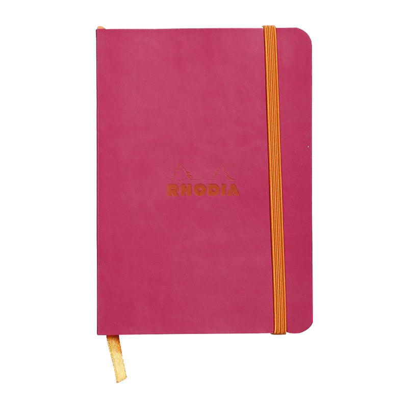 RHODIA Softcover Notebook A6 - Raspberry | kids at home