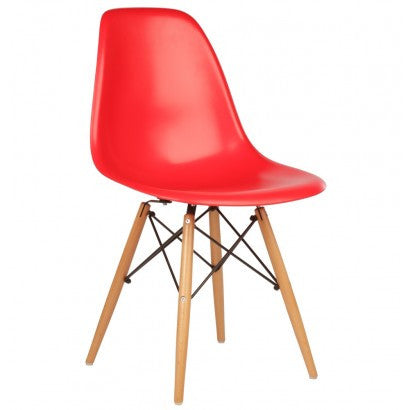 Plata Import Kids Eiffel Chair - Red Chairs | kids at home