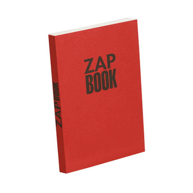Clairefontaine ZAP Book - Red Notebook | kids at home