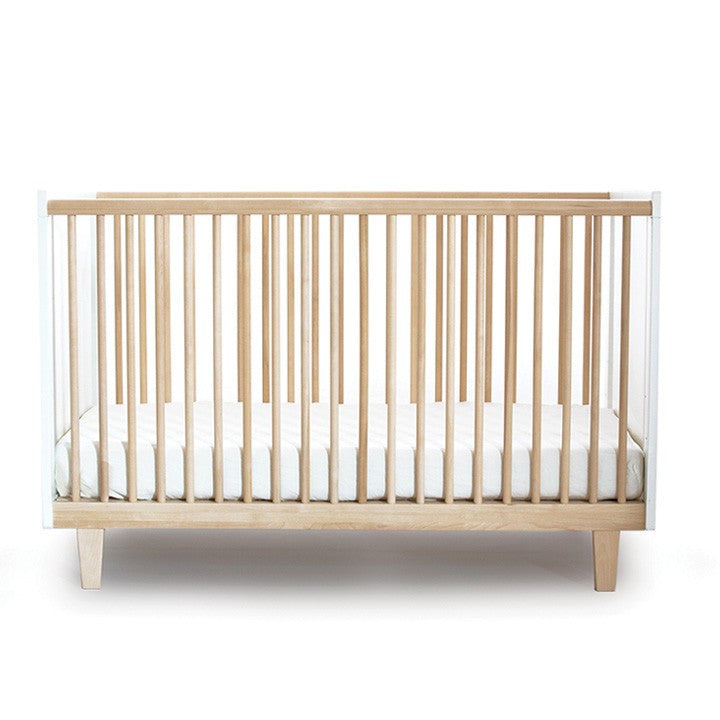 Oeuf Rhea Crib - Birch Cribs | kids at home