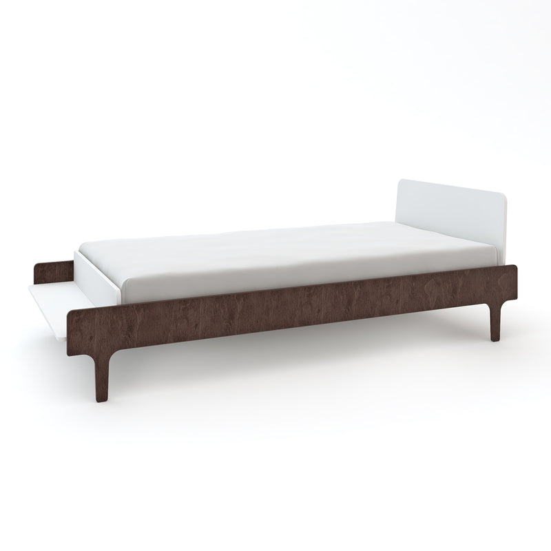 Oeuf River Twin Bed - Walnut | kids at home