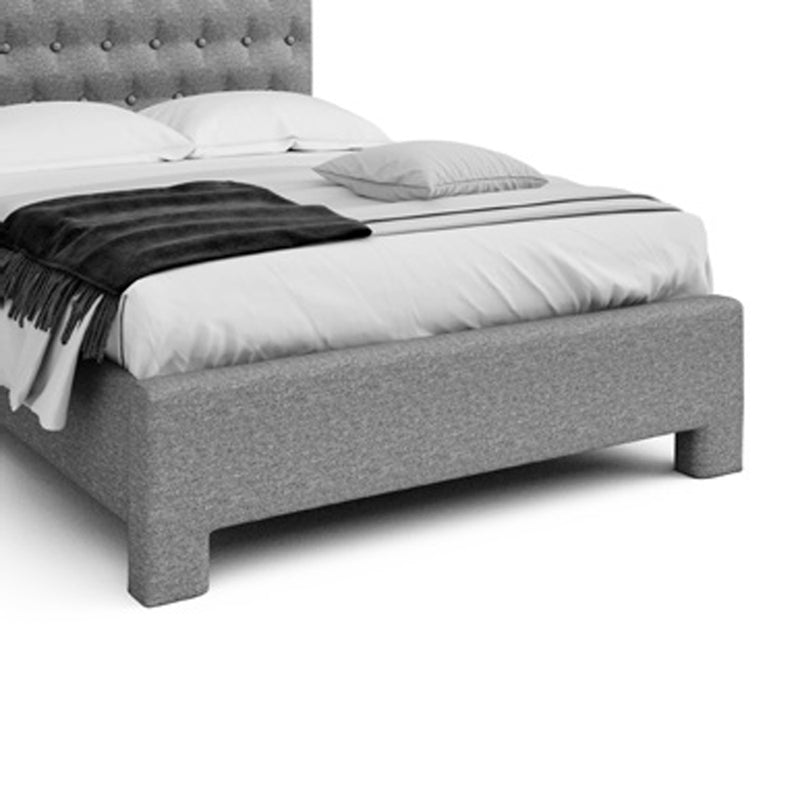 Heaven Upholstered Double Bed