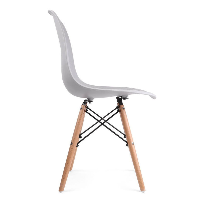 Kids Eiffel Chair - White