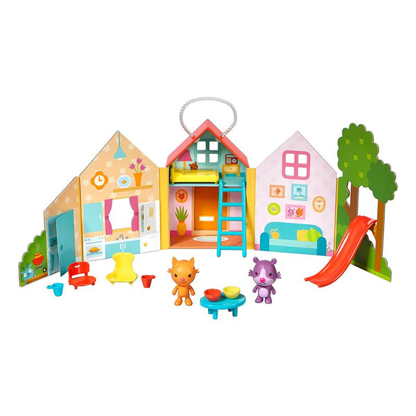 Sago Mini Portable Playset - Jinja's House
