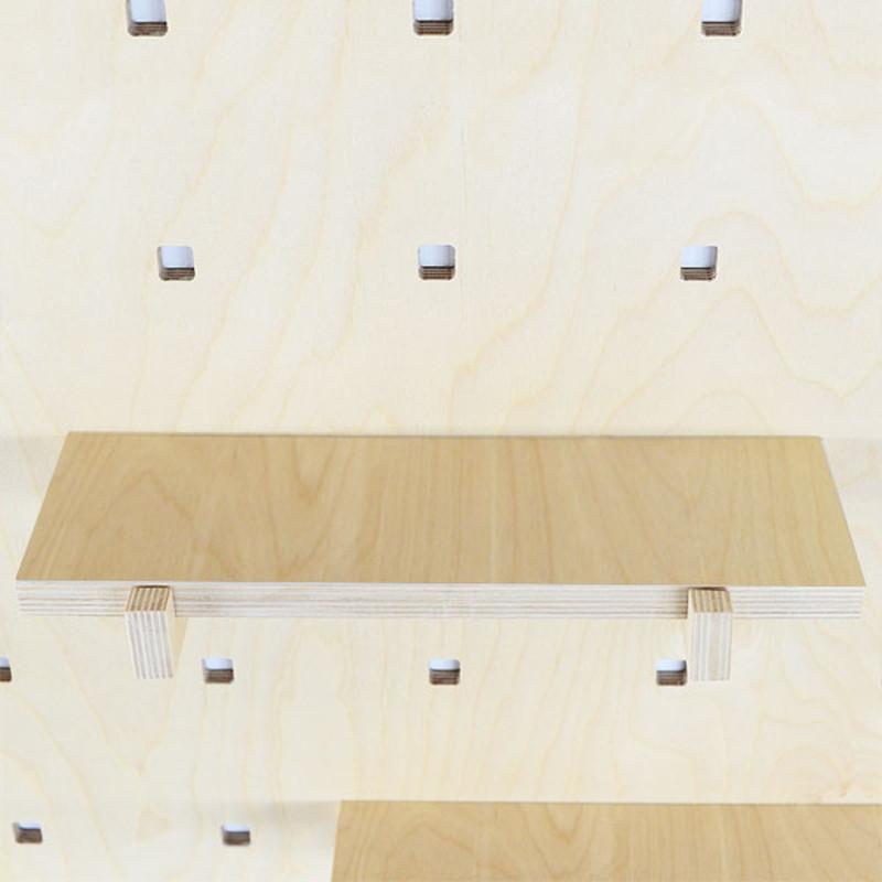 Carambina Shelves - Natural