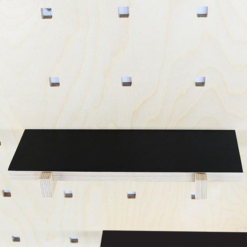 Carambina Shelves - Black