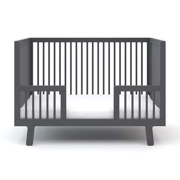 Oeuf | Sparrow Toddler Bed Conversion Kit - Grey
