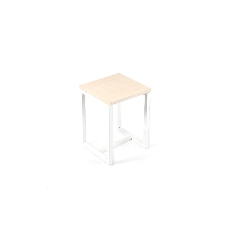 Gautier Studio | Nouga Stool - Natural Birch