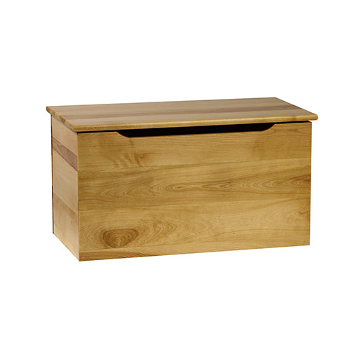 College Woodwork Storage Box - Birch | kids at home