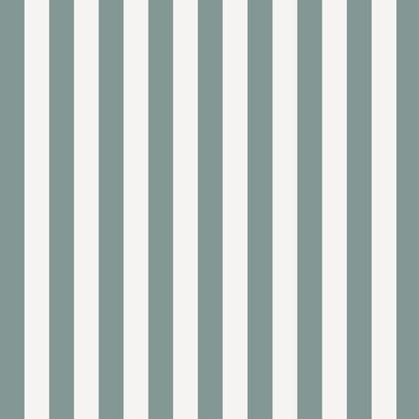 Stripes Green Self Adhesive Wallpaper