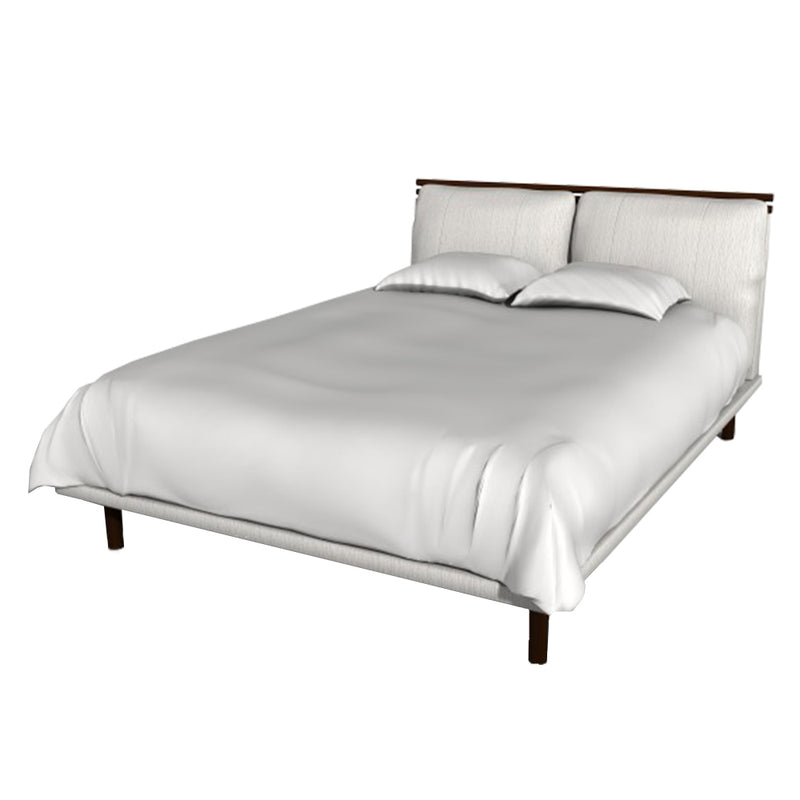 Victor Upholstered Double Bed