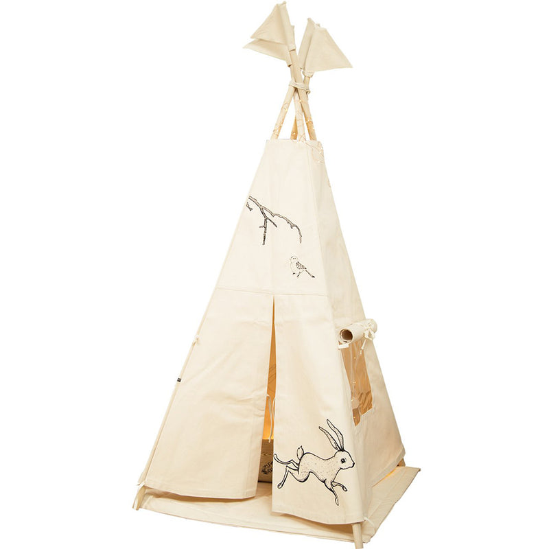 La Fée Raille Teepee Of The Hare | kids at home