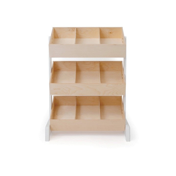 Oeuf Toy Store - Birch Shelving | kids at home