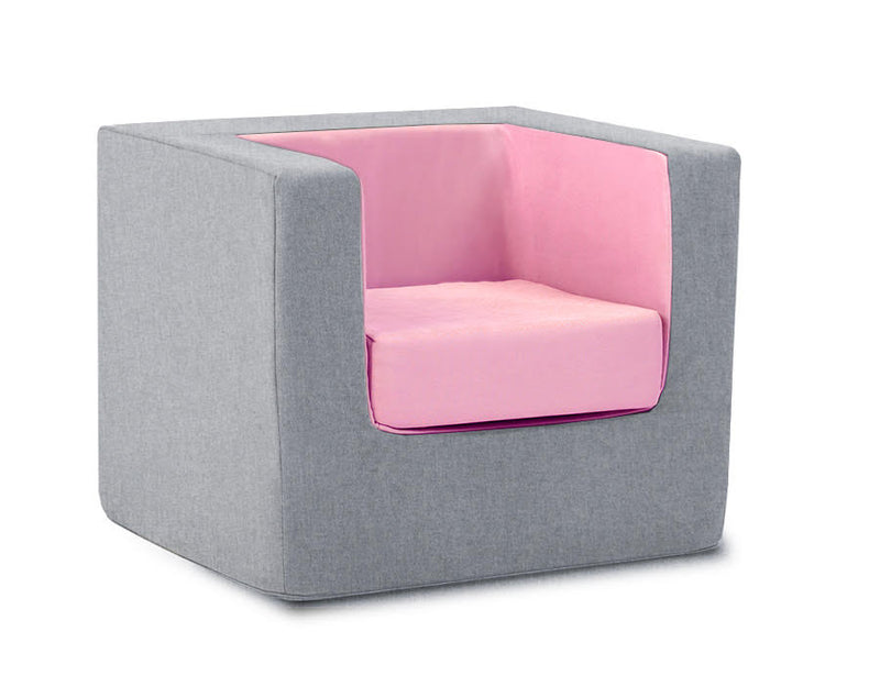 Monte Design Cubino Chair - Pink Chairs | kids at home