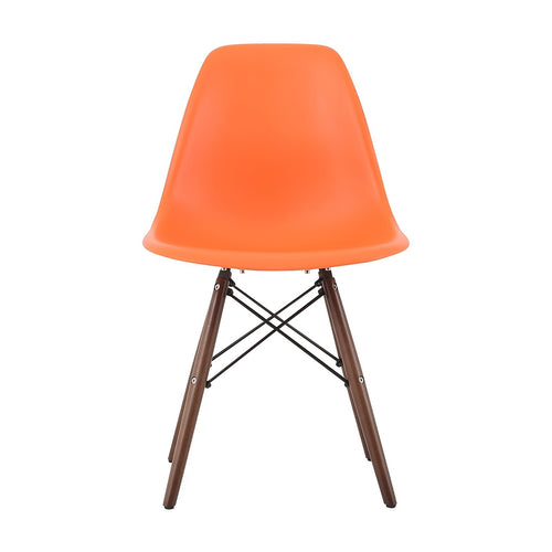 Plata Import Eiffel Chair - Orange Chairs | kids at home