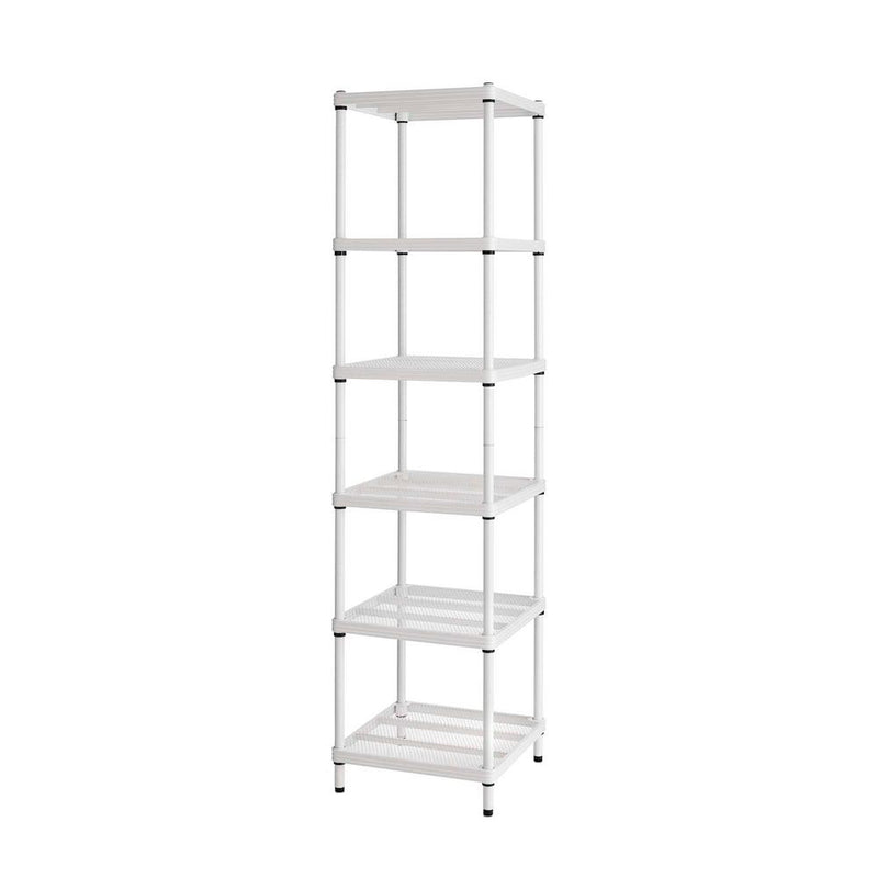 Design Ideas | MeshWorks Shelving Unit - White