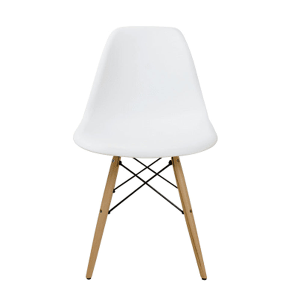 Plata Import Eiffel Chair - White Chairs | kids at home