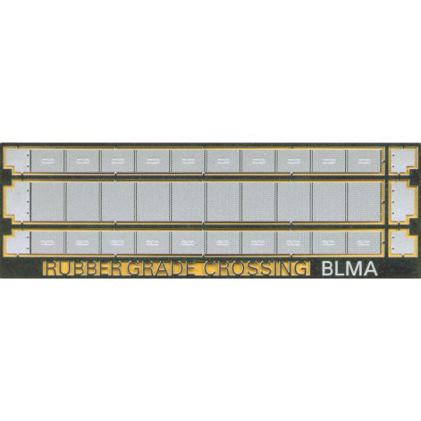 BLMA N Grade Crossing - Rubber Style