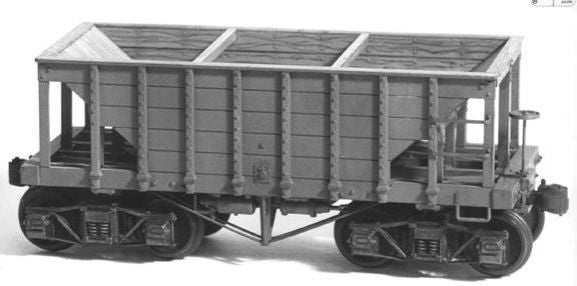 Tichy HO 22' Wood Ore Car