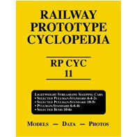 Railway Prototype Cyclopedia Volume 11