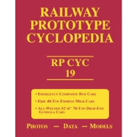 Railway Prototype Cyclopedia Volume 19