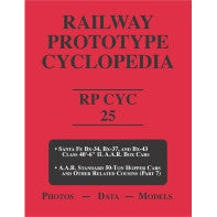 Railway Prototype Cyclopedia Volume 25