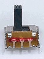 Micro Miniature Slide Switch