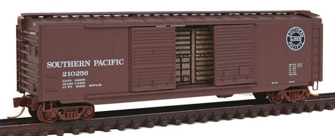 Micro-Trains N 50' Double-Door Boxcar