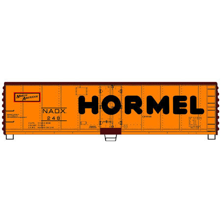 Accurail HO 40' Steel Reefer