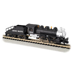Bachmann N Scale USRA 0-6-0 Switcher and slope tender