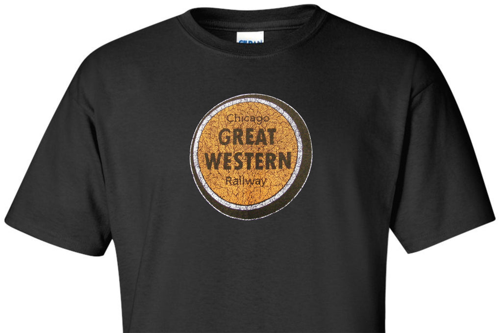Chicago Great Western (Black)