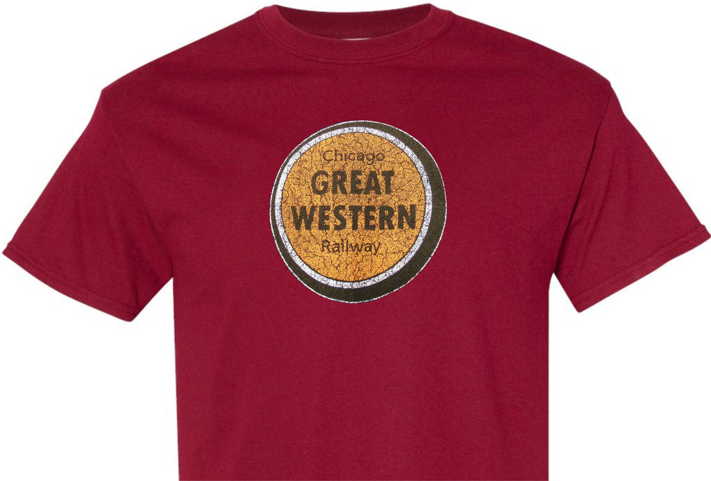 Chicago Great Western (Maroon)