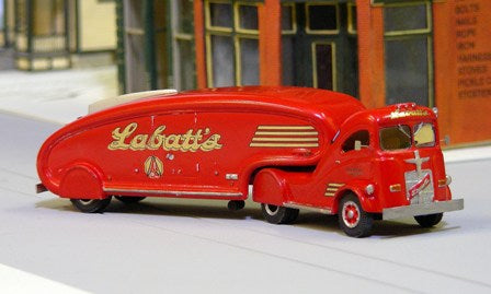 1947 Streamlined Beer Tractor Lebatt's Kit