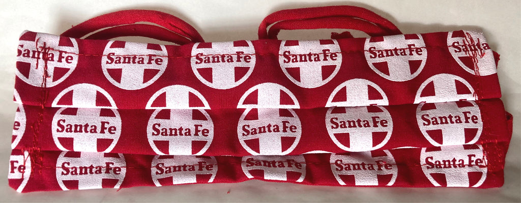 Santa Fe Pattern Face Mask