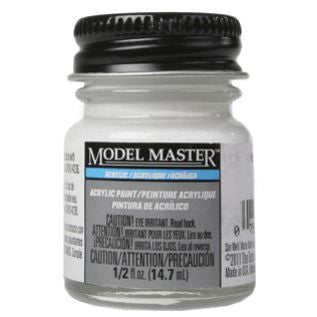 Model Master Acrylic Paint - Railroad Colors