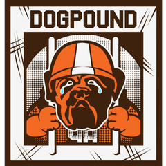Browns Funny Hilarious Football Logo