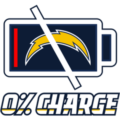 Chargers Funny Hilarious Football Logo