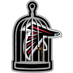 Falcons Funny Hilarious Football Logo