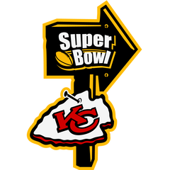 Chiefs Parody Football Logo