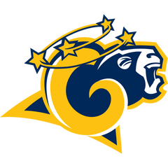 Rams Funny Hilarious Football Logo
