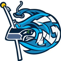 Seahawks Funny Hilarious Football Logo