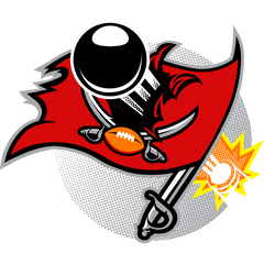 Buccaneers Funny Hilarious Football Logo