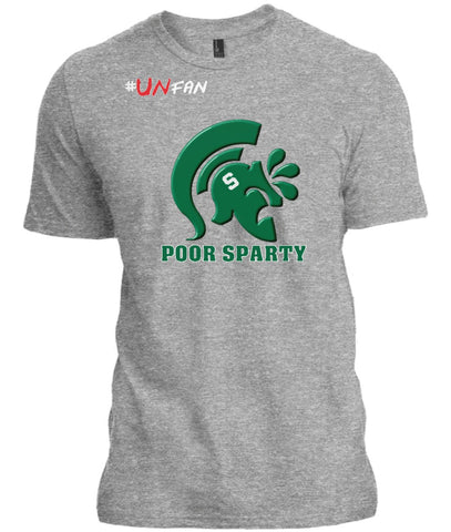 Michigan State Parody TShirt