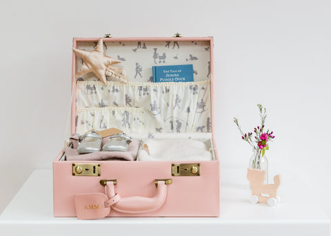 Meminio - Memory Box Case in Blush Pink