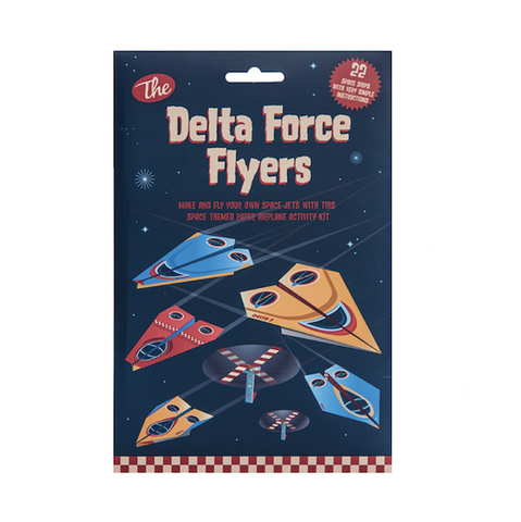 Clockwork Soldier - Delta Force Flyers