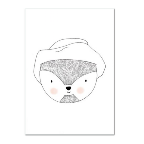 Lauren Smallfield - Mr Paddington Print