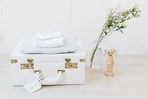 Meminio - Memory Box Case in Cream